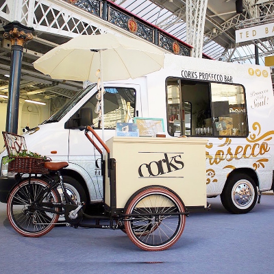 Corks Occasions Mobile Bar