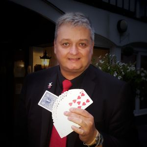 Magic Martin Wedding Magician