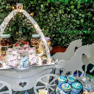 Sweet Little Treasures Sweets and Candy Cart