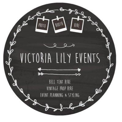 Victoria Lily Events Bell Tent