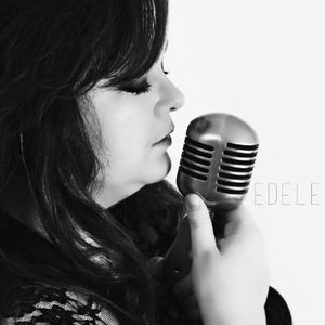 Edele is Adele Wedding Singer