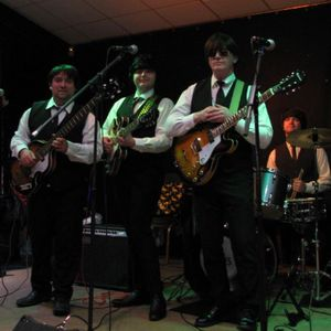 The Undercover Beatles Tribute Band Singing Guitarist