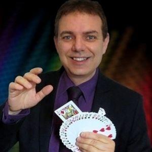 Russ Styler - Magician Table Magician