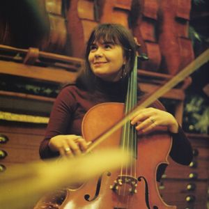 Ruby Gray Cellist