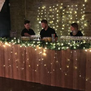 Crimson Function Hire Ltd Mobile Bar