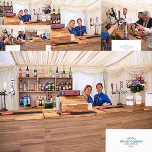 The Linconshire Bar Company Mobile Bar