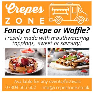 Crepes Zone Ltd Food Van