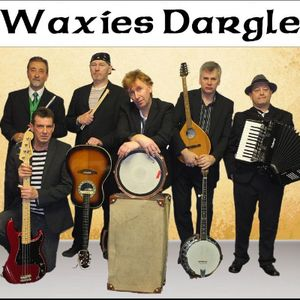Waxies Dargle Irish band