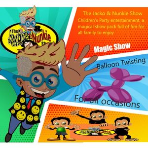 The Jacko and Nunkie Show Children Entertainment