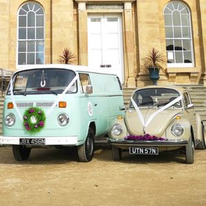 LoveBug Wedding Cars Chauffeur Driven Car