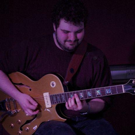 Jack Taylor Solo Jazz Guitarist Singing Guitarist