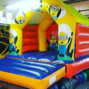 Pj Leisure Bouncy Castle