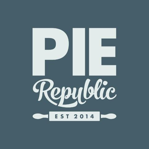 Pie Republic Burger Van
