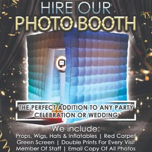 WDN Photo Booth and Disco Photo Booth