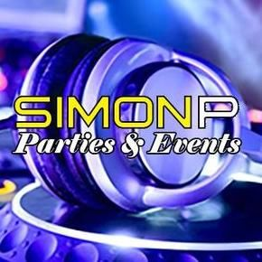 Simon P Parties & Events Stretch Marquee