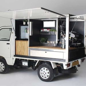 The Little Brew Bar Co Mobile Bar