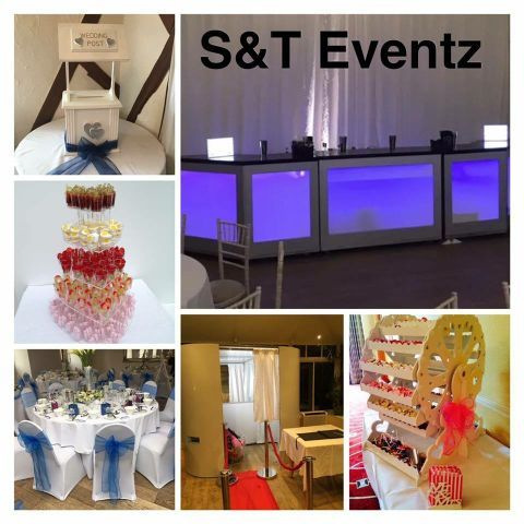 S&T Eventz Sweets and Candy Cart