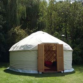 Planet Yurt Nottingham Yurt