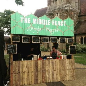 The Middle Feast Street Food Catering