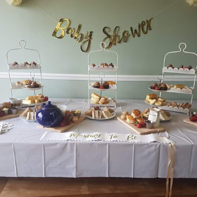 Bechamel Market Kitchen Afternoon Tea Catering