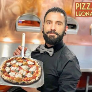 Pizza Leonati Wedding Catering