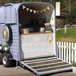 The Sip Station Mobile Bar