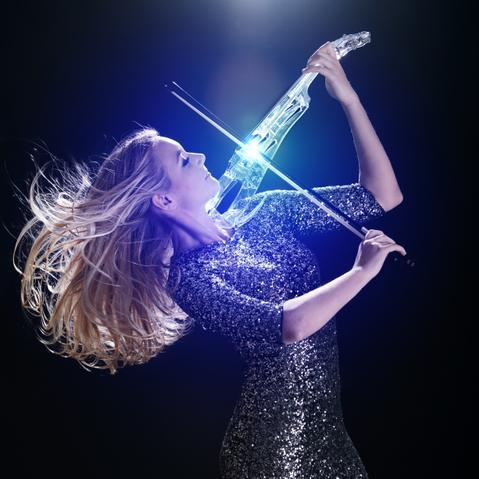 Sally Potterton - Electric Violinist Violinist