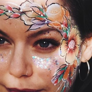 Lantana Face & Body Art Face Painter