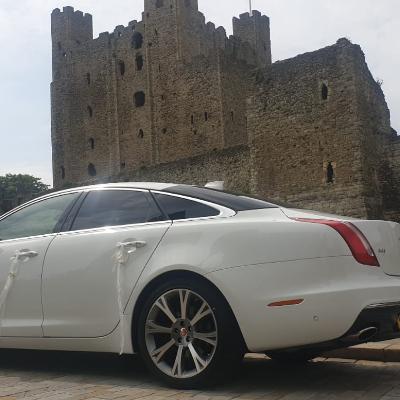 SB Elite Wedding Cars Chauffeur Driven Car