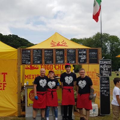 Street Food Chef Ltd Mobile Caterer
