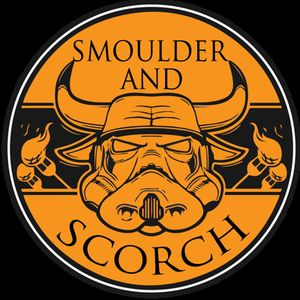 Smoulder and Scorch Food Van