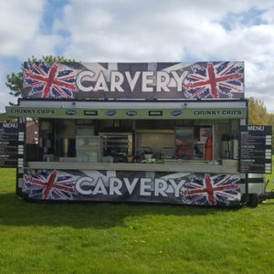 Wye Valley Catering Fish and Chip Van