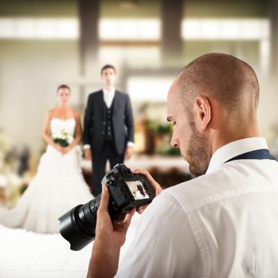 Anthony G. Peers Wedding photographer