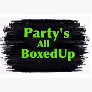 Party's All BoxedUp Event Staff