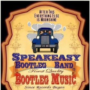 Speakeasy Bootleg Band Jazz Band