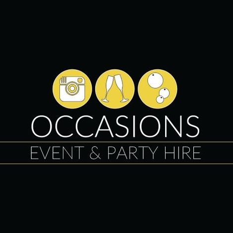 OCCASIONS EVENT & PARTY HIRE Photo Booth