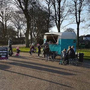 Horsebox Mobile Bar Catering