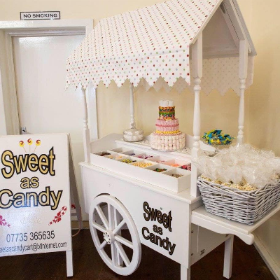 Sweet as Candy Catering