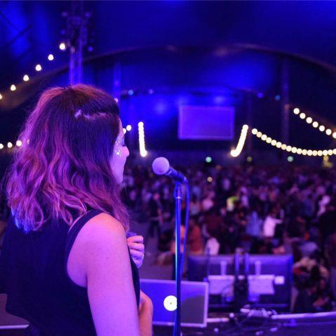 Sarah Gospel Singer