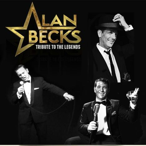 Alan Becks Tribute to the Legends Impersonator or Look-a-like