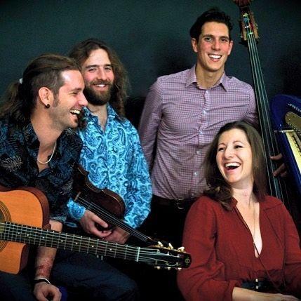 Harp Bazaar Gypsy Jazz Band