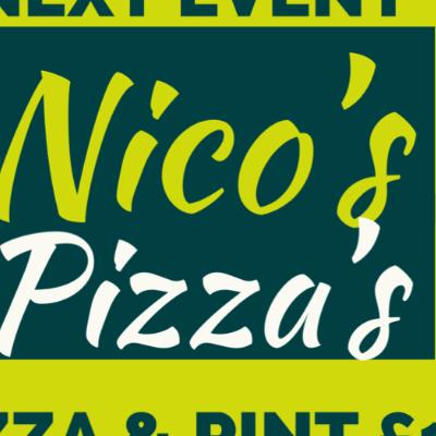 Nicos Pizza Company Pizza Van