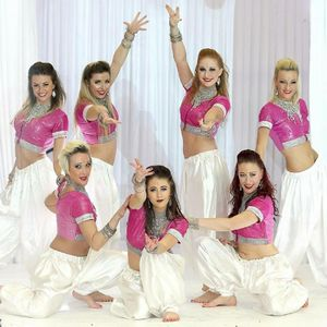 Bollywood Belles Ballet Dancer