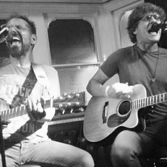 The Fabulators (Acoustic) Live music band