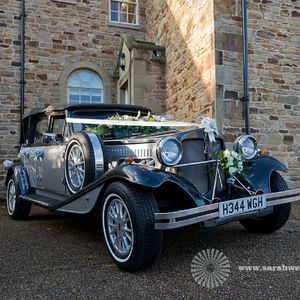 SLS Wedding Cars Vintage & Classic Wedding Car
