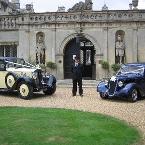 BRIDAL CARRIAGES OF NORTHAMPTONSHIRE Luxury Car