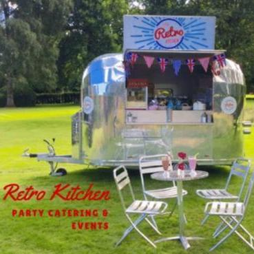Little Retro Kitchen Party Catering & Events Dinner Party Catering