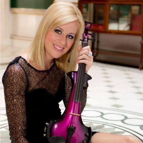 Hayley Violinist String Quartet