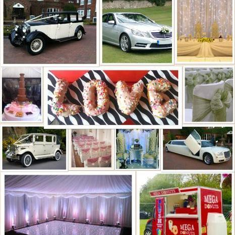 Celebration Cars and Events Vintage & Classic Wedding Car