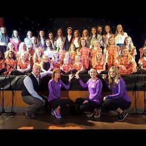 Haughey McAuley Academy of Irish Dance Irish Dancer